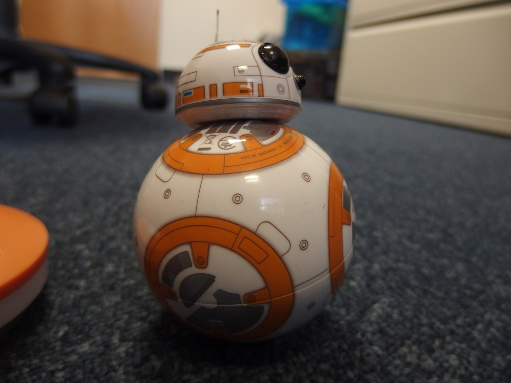 Star Wars Sphero BB8